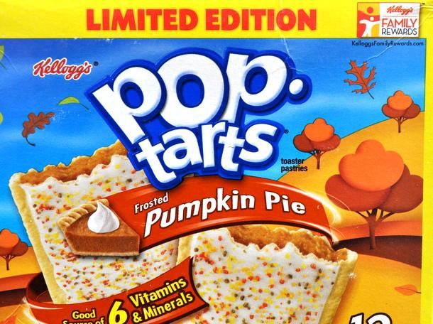 Pumpkin Spice Poptarts