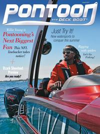 Featured in Pontoon and Deck Boat Magazine