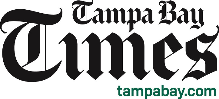 Featured in the Tampa Bay Times