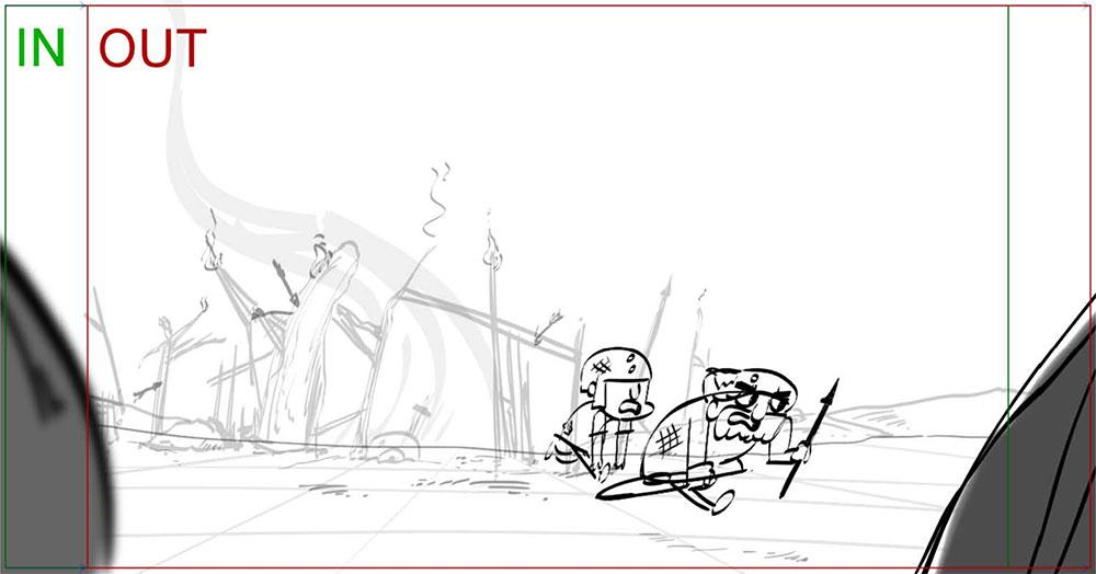 Storyboard by Katherine Nguyen
