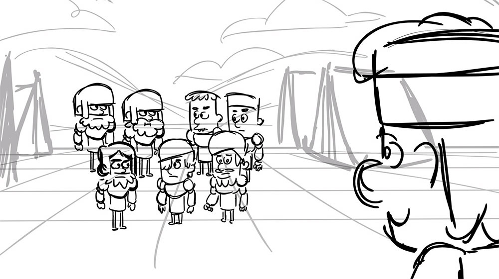 Storyboard by Sherwinmay Bustos