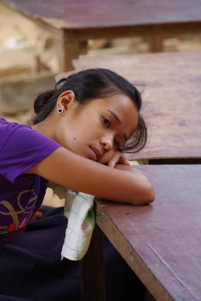Natuke väsinud. Filipiinid
