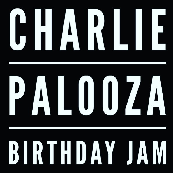Birthday Celebration going down tonight!!! Come out wish @garciachuck  a happy birthday  10-late.  #charliepalooza #I❤️Charlie