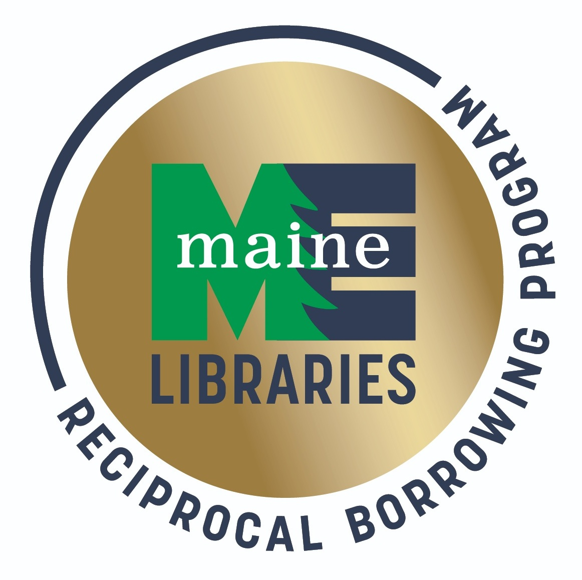 We are a participating library in the Maine Libraries Reciprocal Borrowing Program! Click here to find out more!