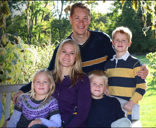 The Maas (Jason, Deeanne, Esther, Isaac and Seth) - Penn State, DiscipleMakers