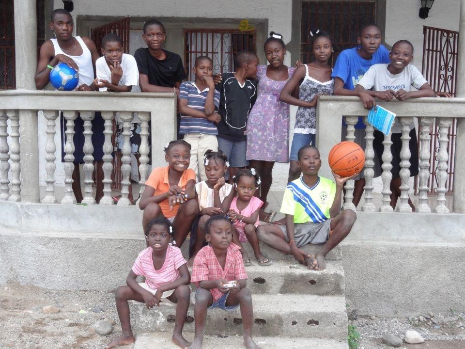 Vision of Hope Ministries, Haiti