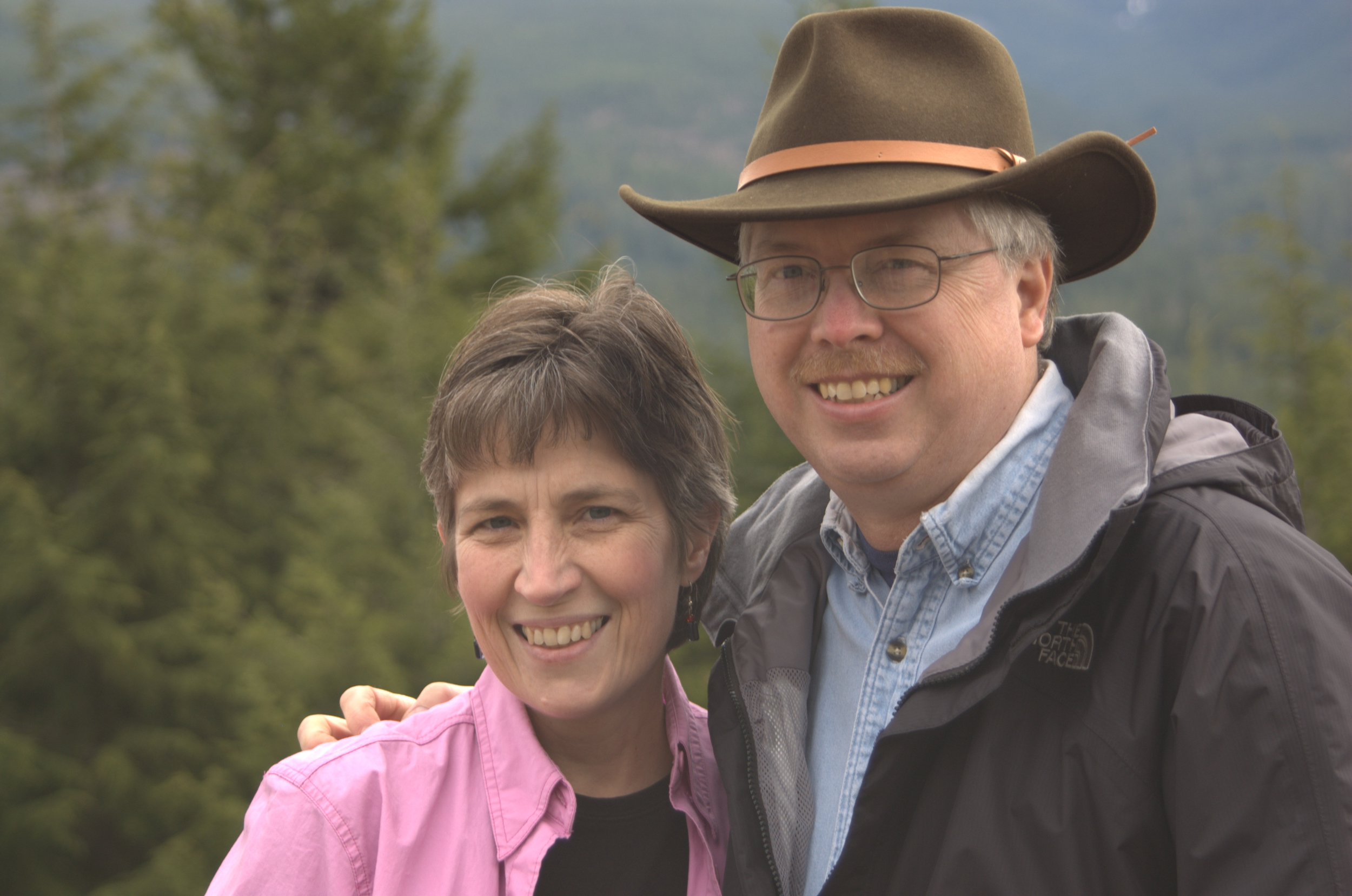 Jerry and Beth Crosby, InterAct Engage, Oregon