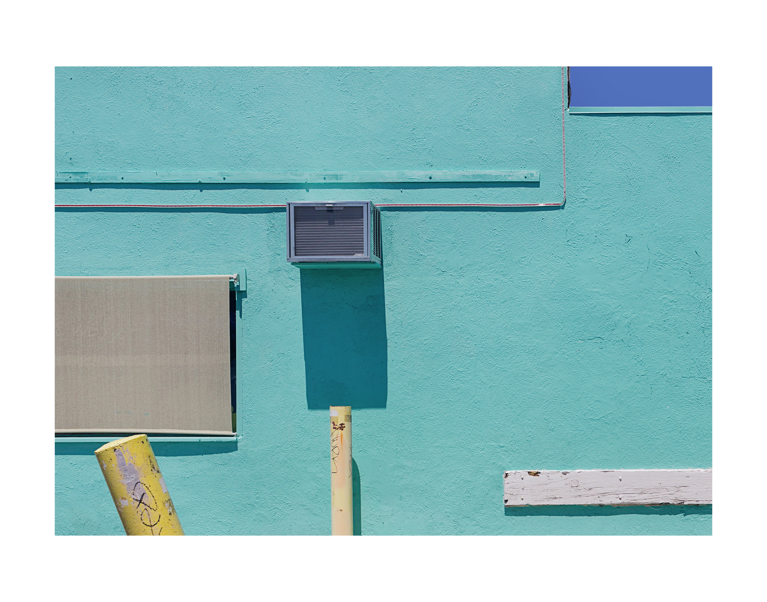 Deconstructed Sidewall; Anaheim, CA 2016