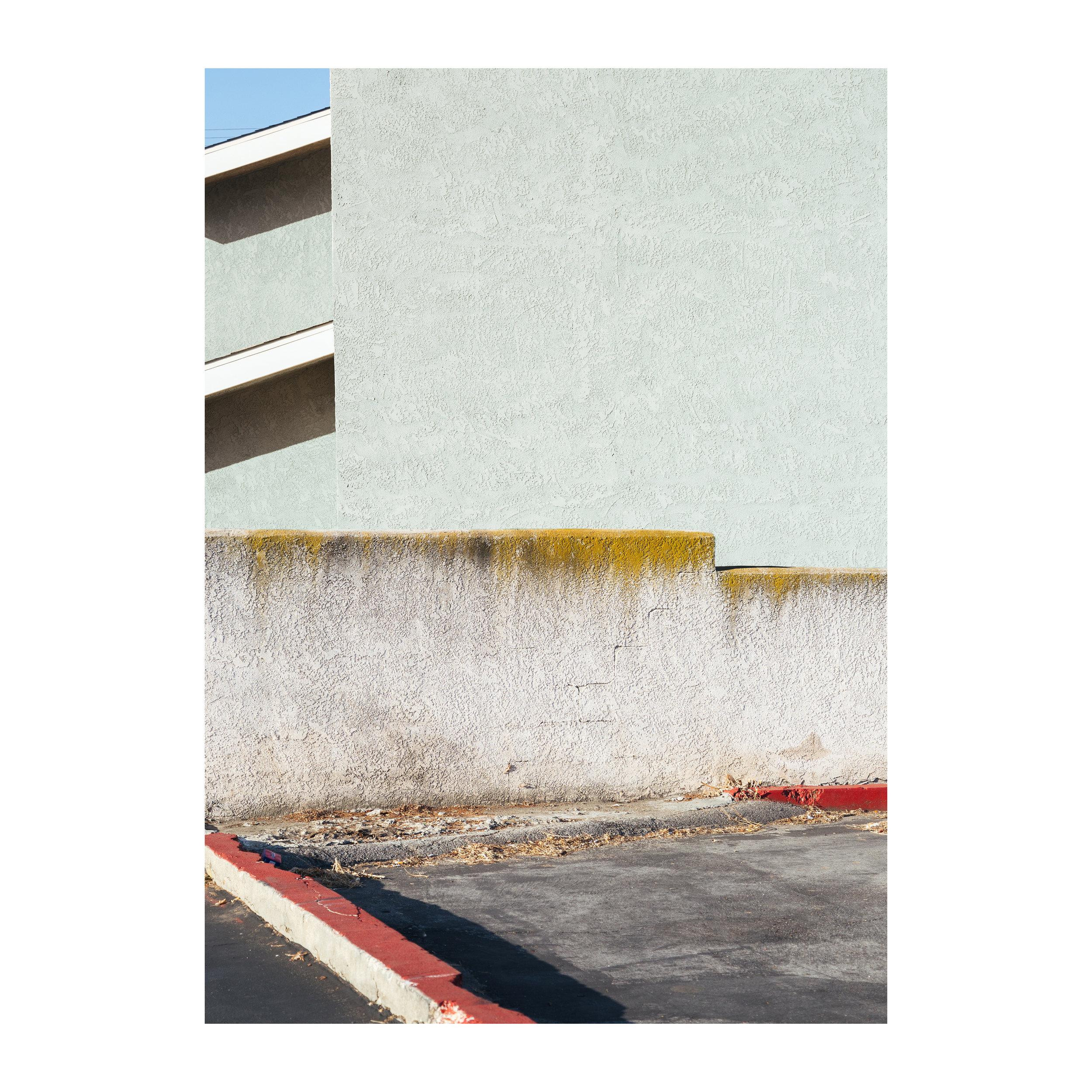 "Layers of Seeing;Whittier, California  Lightjet Kodak Endura C-Print, 30.0"" x 20.0""  Signed, 2017  Edition of Four + 1 Artist Proof"