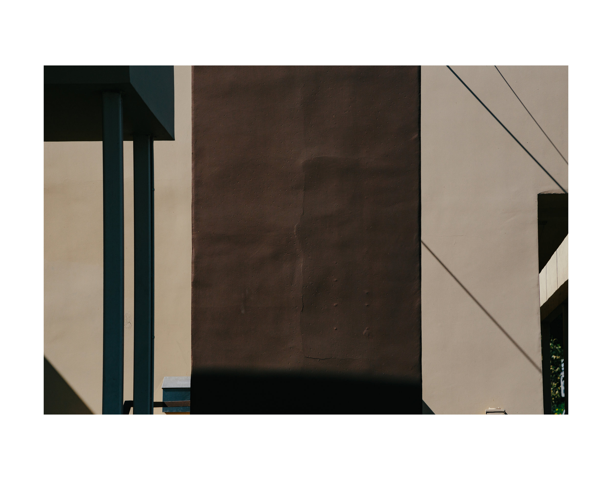 Melrose Abstract; Los Angeles