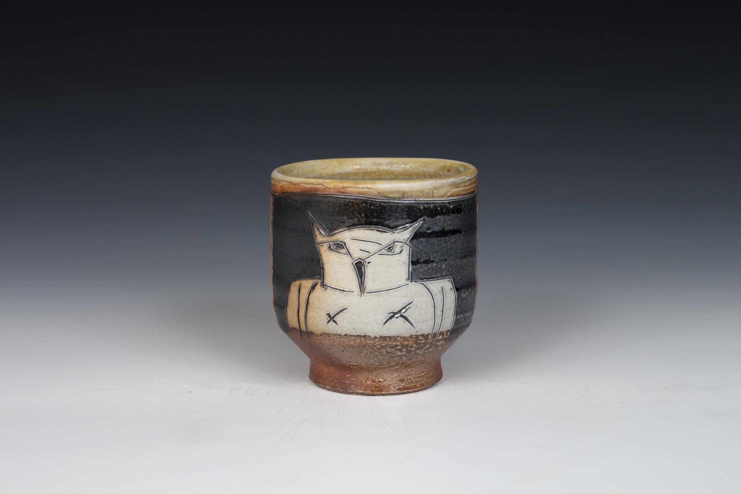 Horned Owl Yunomi