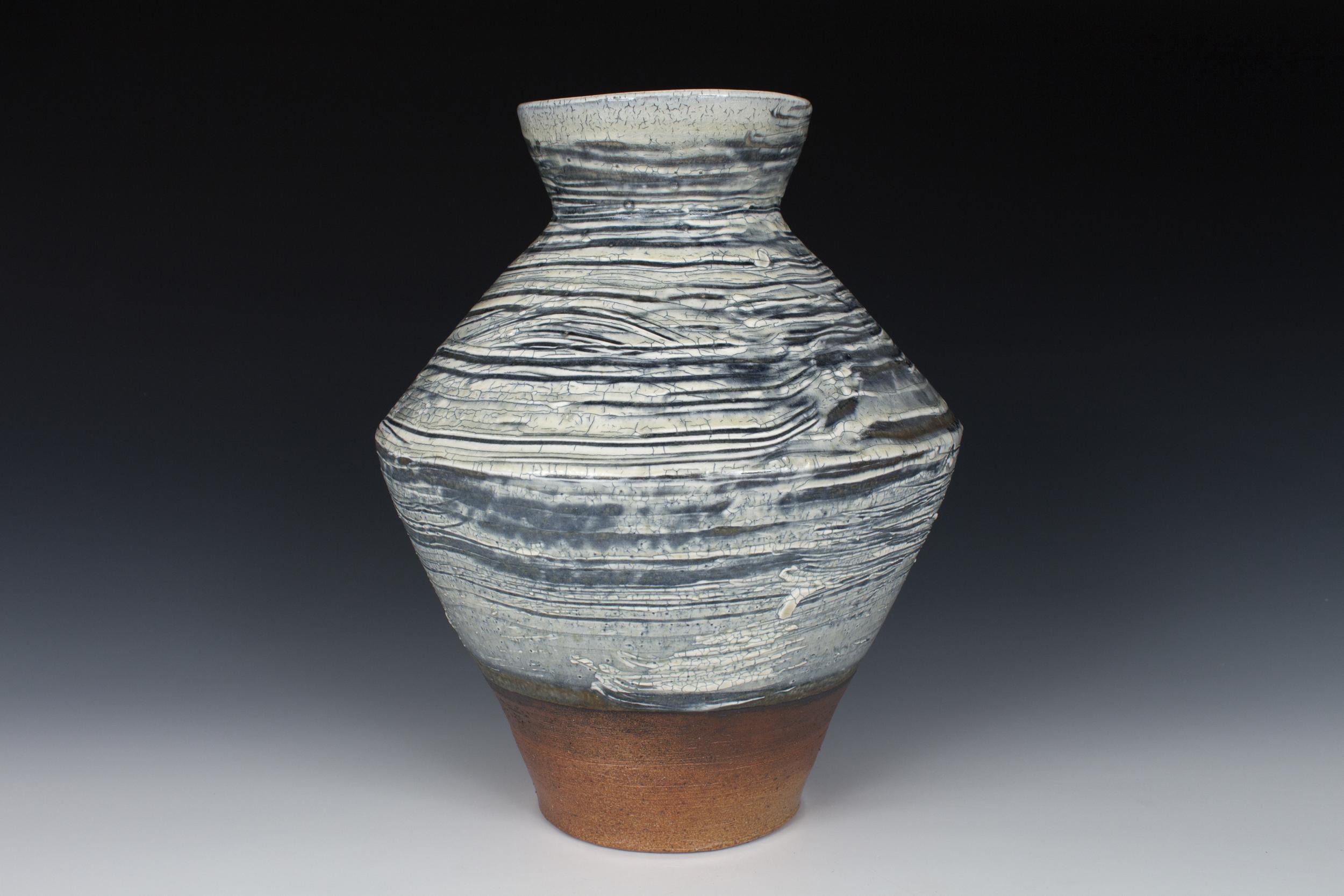 Blizzard Vase