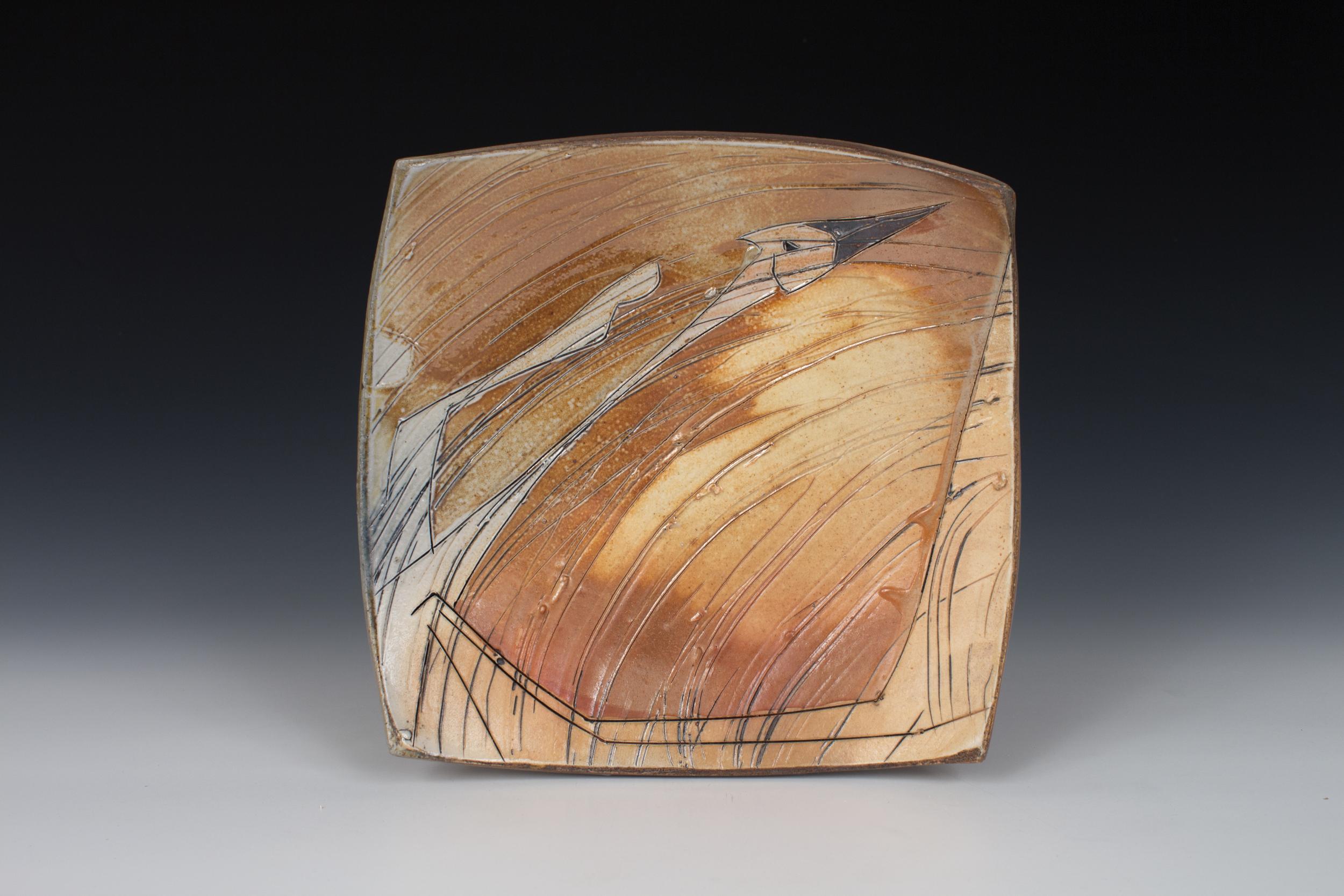 Sandhill Crane Plate