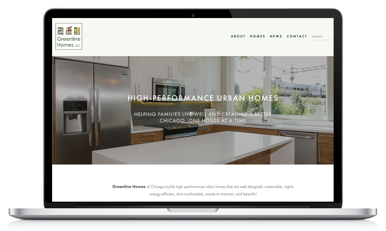 Squarespace for Home Builders