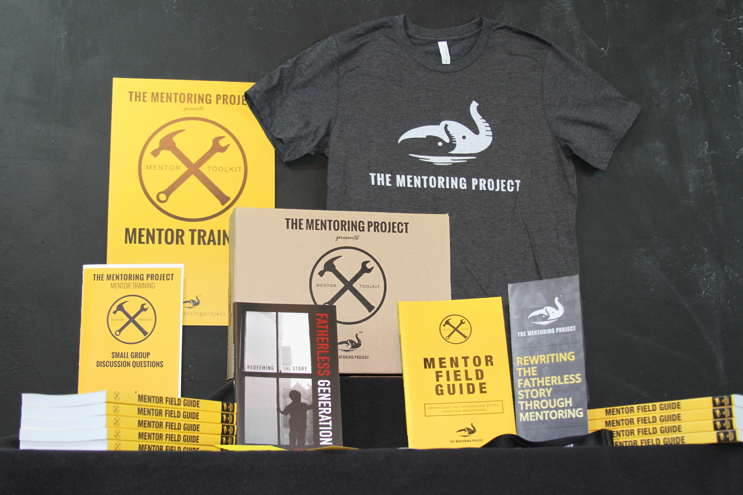 The Mentoring Project Group Launch Toolkit // Available in TMProject Resource Store