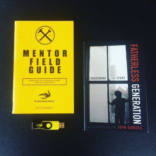 The Mentoring Project's Individual Mentor Toolkit