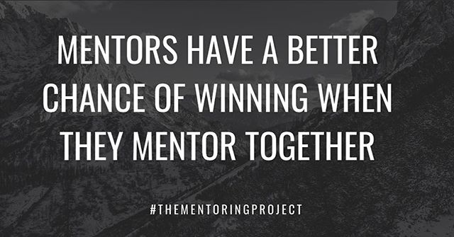 We believe that mentoring is best done in community. Mentors who have a community are able to help one another and support one another. A mentoring community based in an established community also provides some stability for the children being mentored.  #TMProjectMentorFieldGuide #MentorFieldGuide #TheMentoringProject #Mentor #MentorToolkit #TMProjectMentorToolkit #EveryChildDeservesAMentor #TMP #TMProject