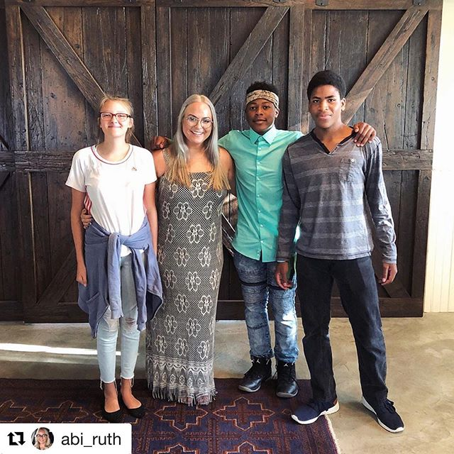 We love Tuesday nights and the group of mentors and mentees that continue to build positive and healthy relationships with one another. Congratulations to these kids on this milestone! #TMProjectMentorMoment #MentorMoment #Mentor #TMProject #TMPOKC #TMP #TheMentoringProject #EveryChildDeservesAMentor  #Repost @abi_ruth with @get_repost ・・・ Every Tuesday night, my heart is filled to overflowing by hanging out with a bunch of cool middle schoolers (and a few high schoolers who have stuck with us 😊). Tonight, these three stellar teens are graduating from our program. They're each impressive in their unique skills and personalities. One thing they all have in common is a kind heart! I'm so thankful I've had a chance to hang with them the past few years. And I'm looking forward to watching each of them thrive in the future!