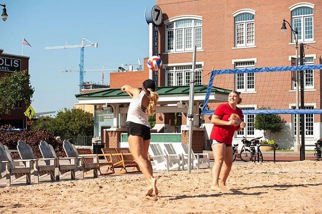 Fun, sun, and volleyball! Take a look at some of our favorite  photos from our time at the #BricktownBeach.  Special thanks to @jmanessphotography for the great shots!  #TMProjectMentorMoment #MentorMoment #Mentor #TMP #TMPOKC #TMProject #Mentoring #EveryChildDeservesAMentor