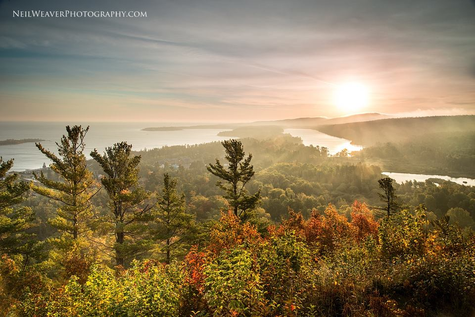 © Neil Weaver |  Facebook  |  Website   Neil Weaver went all the way up to Copper Harbor to make this stunning photograph! Hardly seems like it can be from Michigan! Read more about Neil in the first ever '  Photographer Profile  '.