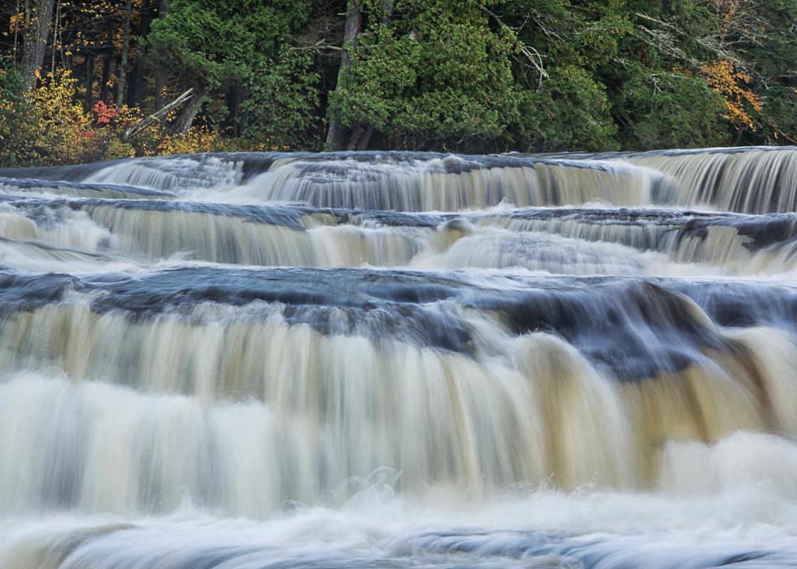 Manido Falls
