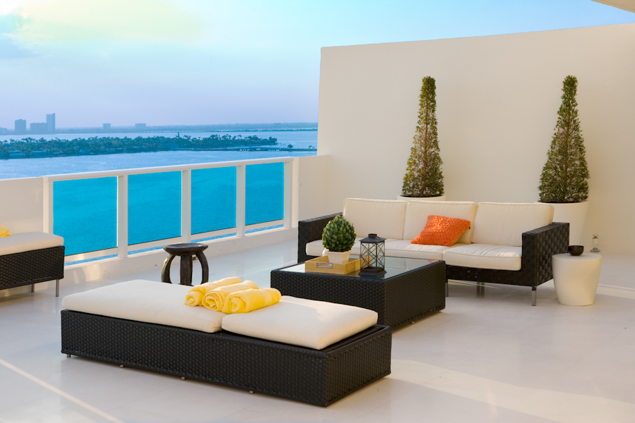 Miami Balcony Design