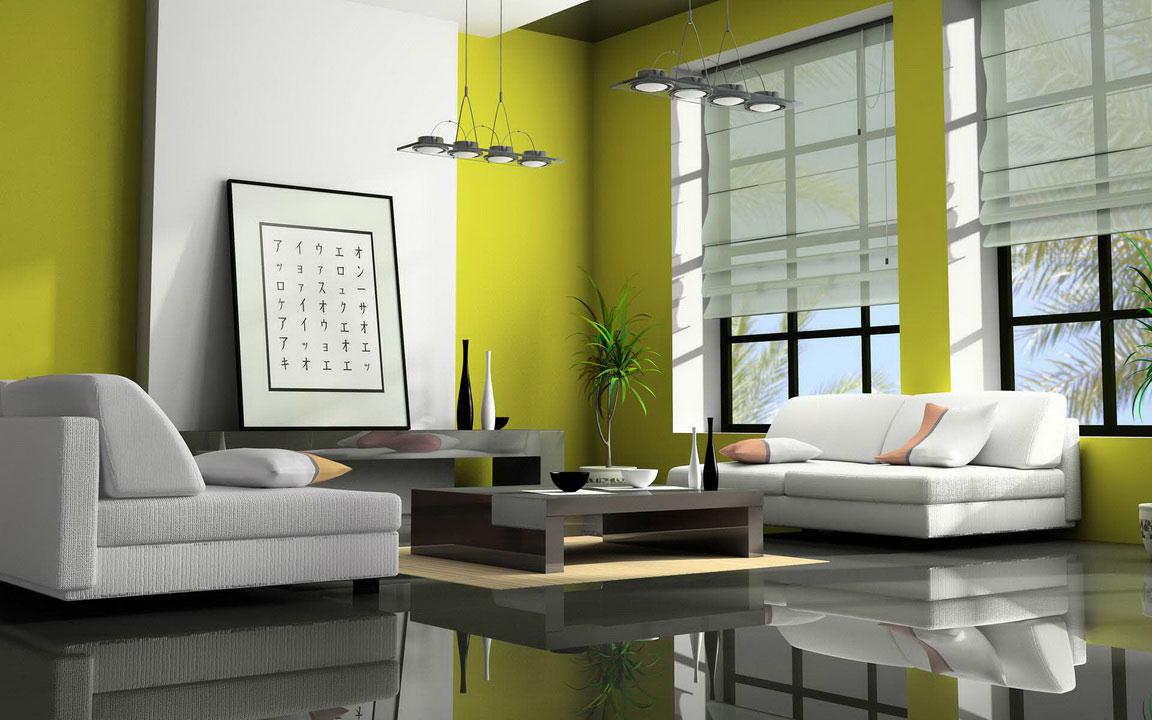 Affordable-Interior-Design-Miami-Modern-Penthouse-Design-White-Green- Living Room-Design.jpg