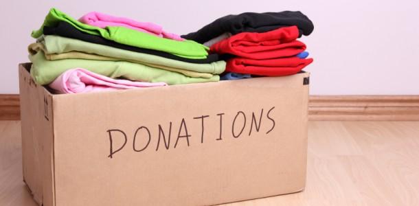 Donation Pile -