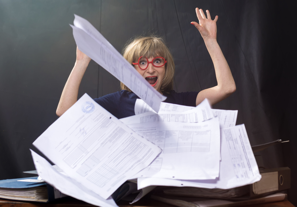 Is this how you feel when it's time to review your nonprofit's Financials?