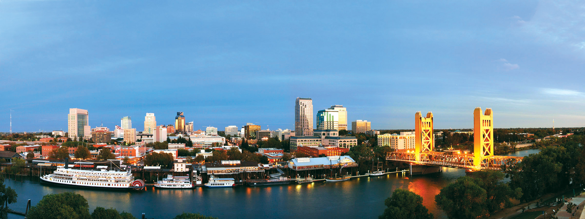 Sacramento, California. Photo source: Rally 2015: The National Land Conservation Conference