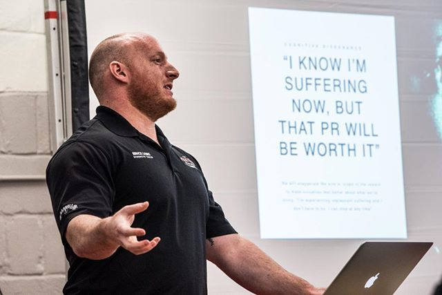 Getting excited about upcoming seminars! Topics this year will be about fundamentals at the base, but getting into athlete burnout, motivation, coach-athlete relationships, and deep dives into training data. My hope is to give athletes and coaches the tools they needd for success. @thestrengthathlete #teamTSA