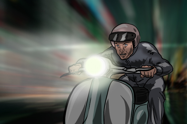 angry rider 1626089