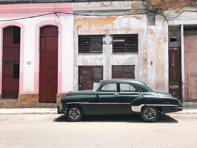 Being able to see the heart of a city is incredibly important. When visiting Havana, one of the best decisions I made was walking through the city to downtown rather than taking a taxi. No regrets!