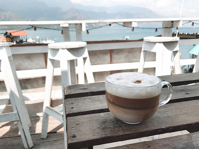 What's your favorite thing to do to stop and take a break while traveling? I'm always down for a coffee, and Guatemala has amazing cafè!  #travel #travel2019 #travelgram #instatravel #travelblogger #culture #photography #photooftheday #travellingthroughthesworld #thecolorspectrumproject #lakeatitlan #guatemala #panajachel