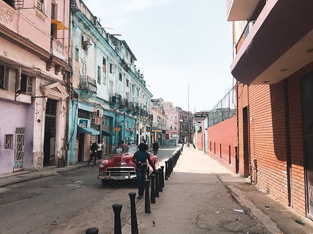 Have you had a chance to check out yesterday's blog post? Don't worry, the link is still available in my profile! Perhaps it will entice you to visit some amazing places in 2019, like the charming streets of Havana, Cuba.  #travel #travel2019 #travelgram #instatravel #travelblogger #culture #photography #photooftheday #travellingthroughtheworld #thecolorspectrumproject #cuba #havana