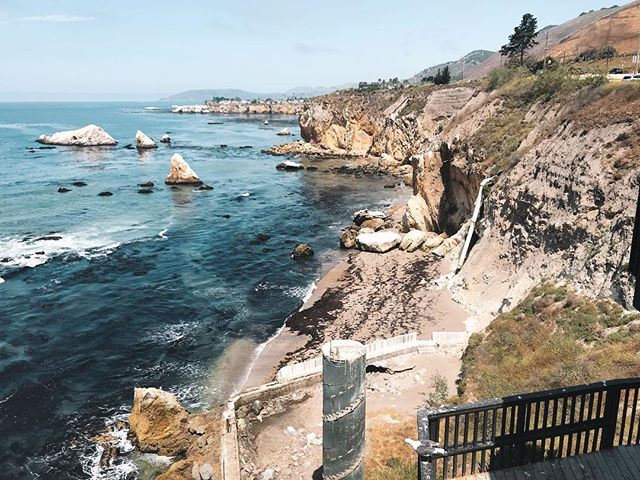 Driving the California coast was such a classic adventure! There were so many amazing views that I will never forget.  #travel #travel2019 #travelgram #instatravel #travelblogger #culture #photography #photooftheday #travellingthroughtheworld #thecolorspectrumproject #pismobeach #california #californiacoast