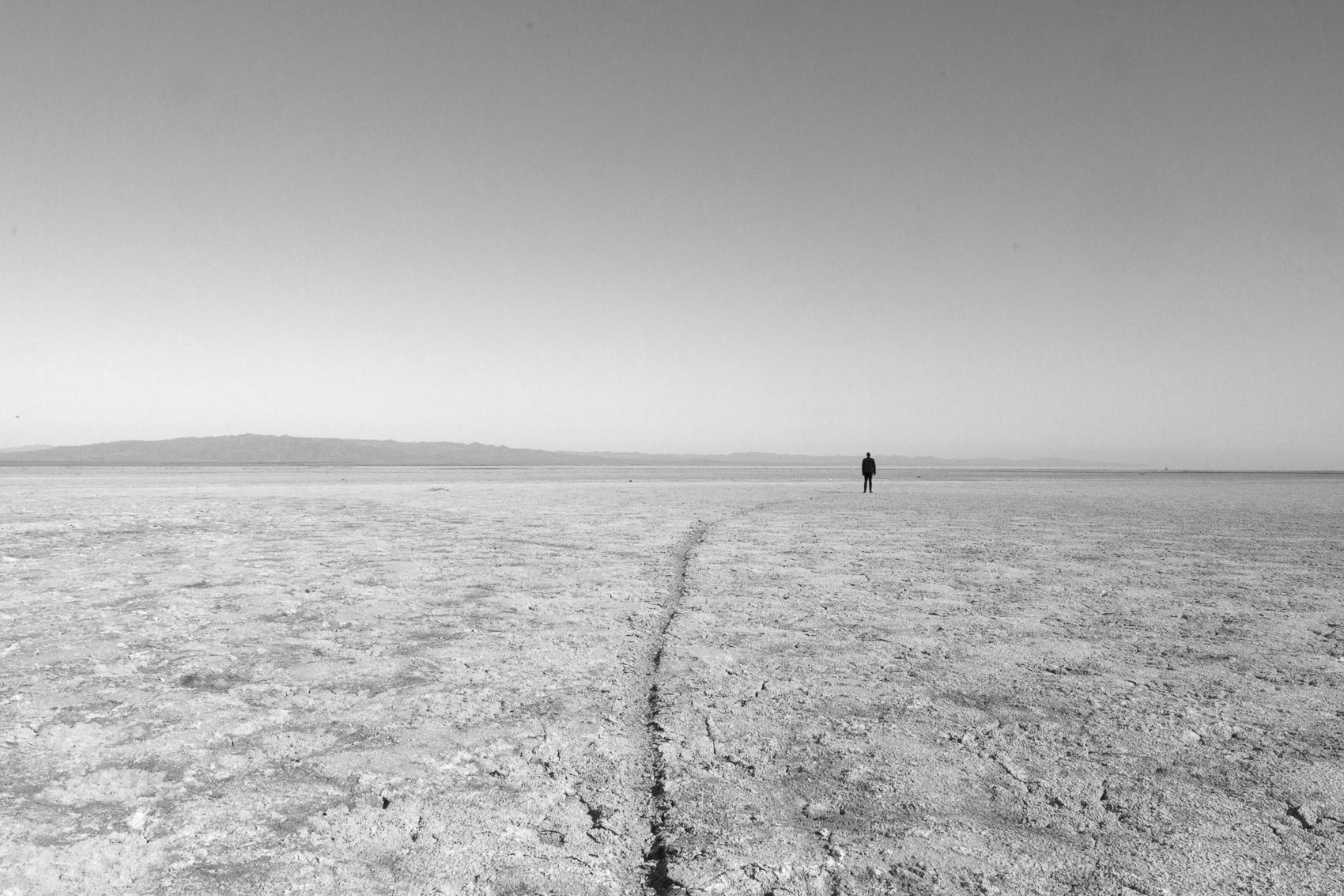 Self Portrait, Salton Sea, Salton Sea, 2016