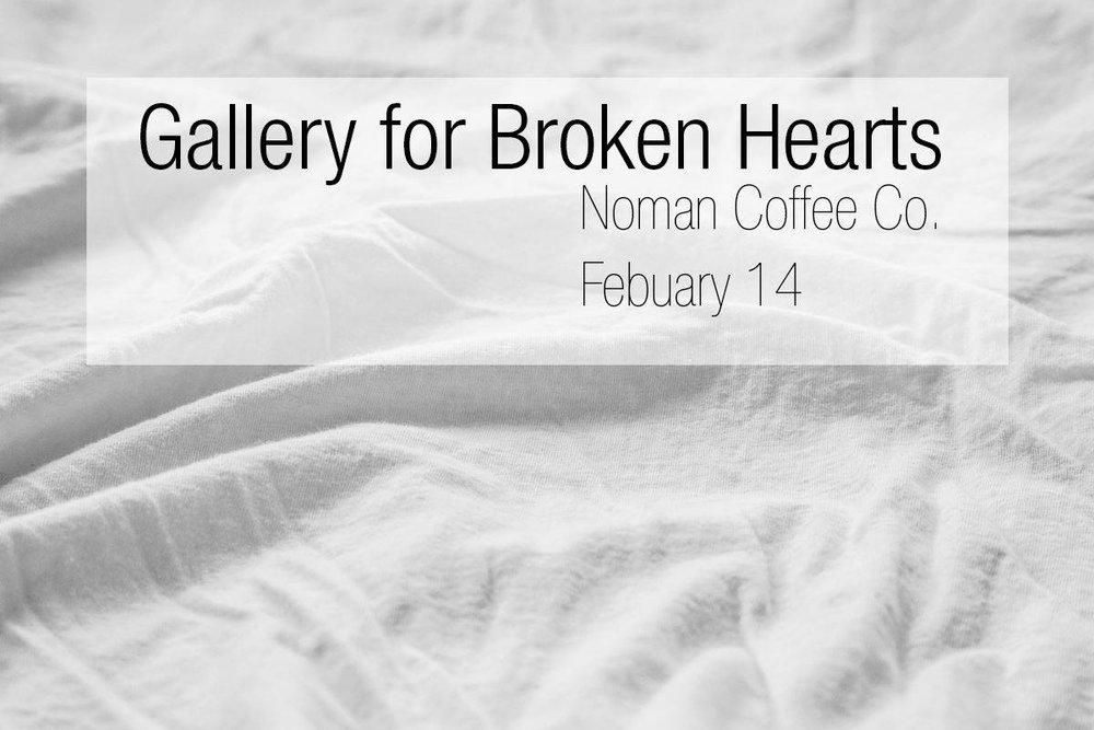 Exhibition - Gallery For Broken Hearts (Feb. 2017)