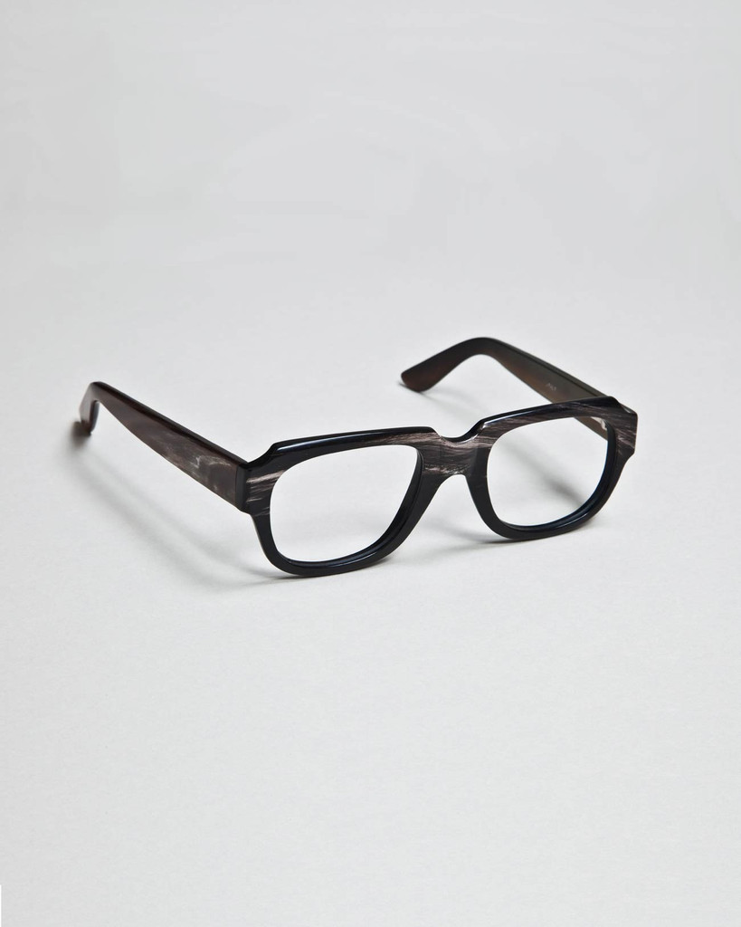 SELIMA OPTIQUE FOR M.PATMOS OPTICAL - Made of naturally-shed buffalo horn, each piece is hand crafted by artisans in a family owned French Atelier.
