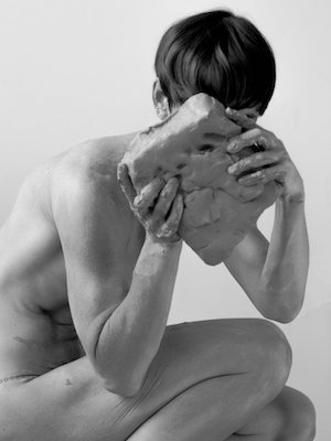 MOOD |      CLAY | BODY - A raw new series from artist ROMY NORTHOVER and photographer SHANITA SIMS...