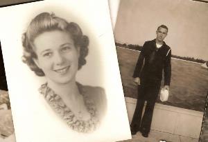 Granny Vi and Paw Paw Eddie