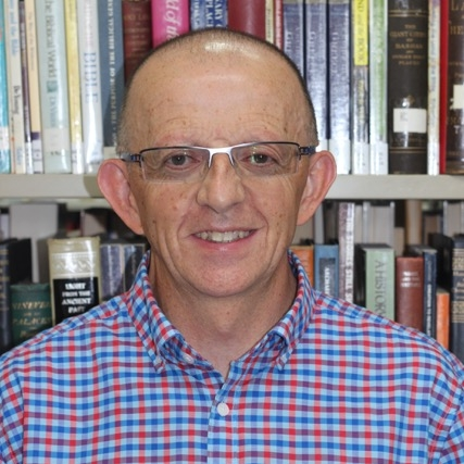 GARY MILLAR   Gary and Fiona live in the leafy Brisbane suburb of Ashgrove with their three funfilled girls Lucy (14) Sophie (13) and Rebekah (9). They spent 18 years planting and revitalising churches in Dublin, before Gary was appointed Principal of Queensland Theological College in 2012.  Gary is passionately committed to preaching Jesus from every part of the Bible, and helping others to do the same.