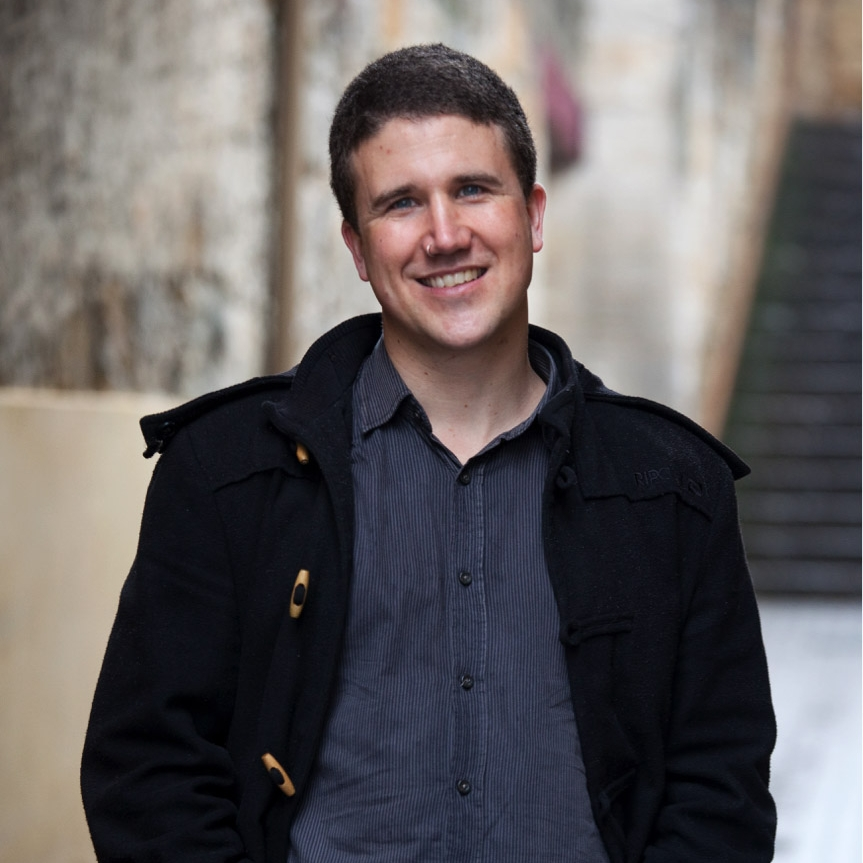 MIKEY LYNCH   Mikey is the Campus Director of the University Fellowship of Christians, University of Tasmania, Hobart. Mikey is a leader of The Vision 100 Network (Tasmania) and Geneva Push (National) - both church planting networks, He is also the network coordinator of MTS Tasmania and a chaplain at Jane Franklin Hall.  Mikey's ministry has focused on preaching to unchurched uni students and graduates. He is also passionate about identifying and developing future Christian leaders. Mikey is married to Nikki and has three children. He loves cooking, fishing, reading and has recently taken up rollerblading again.