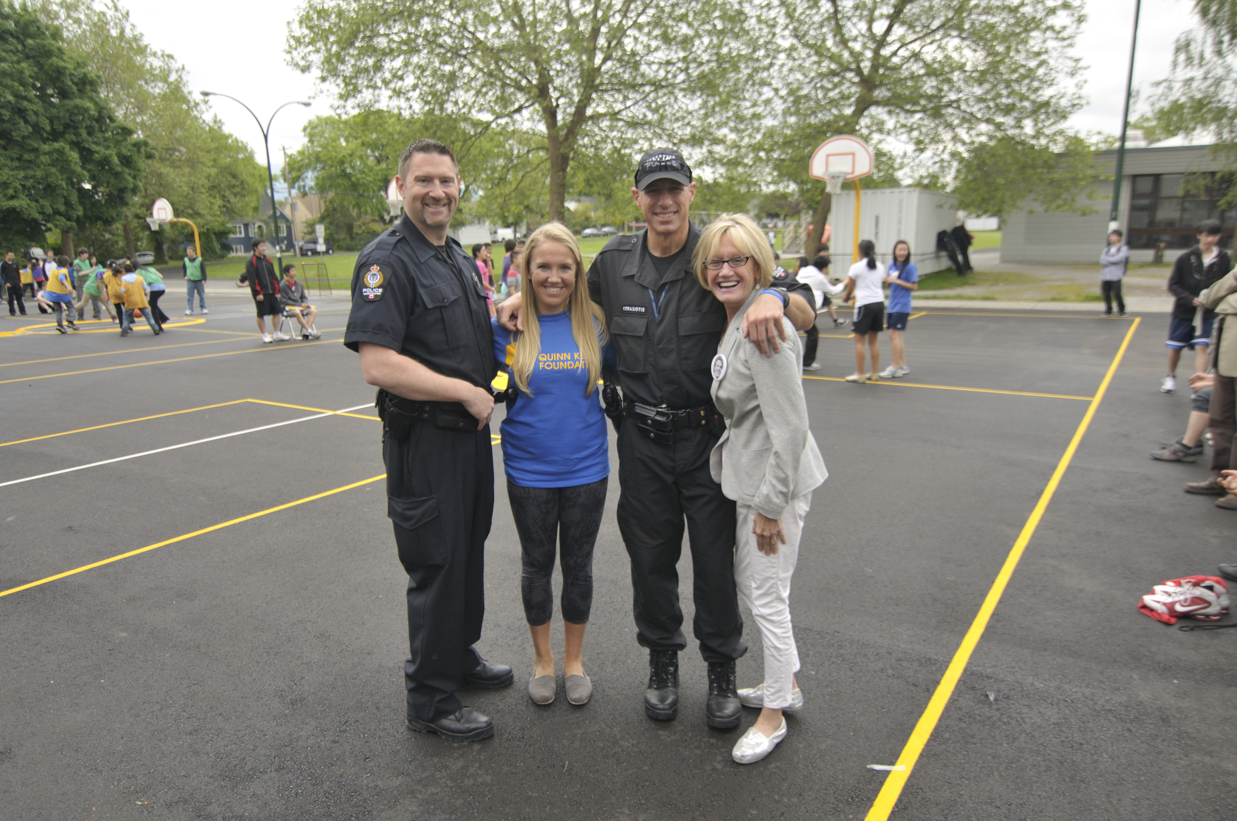 VPD with Jan and Jamie Keast, Templeton Secondary