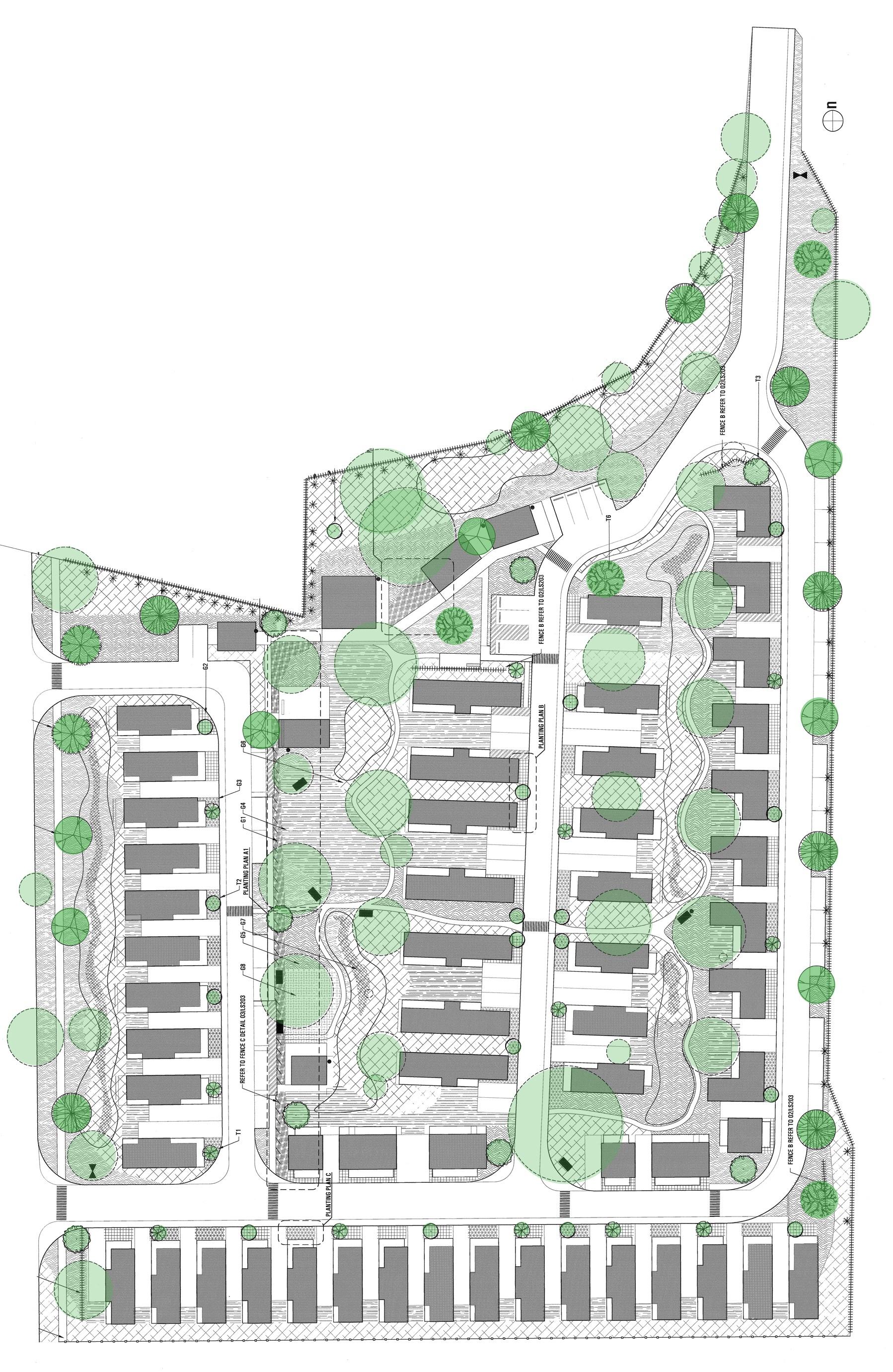 LaHa Site Plan