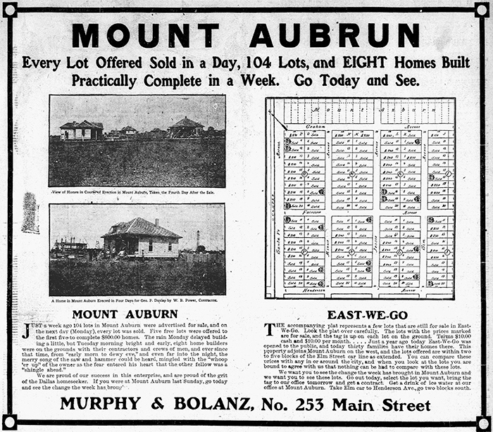 Mount Auburn Development