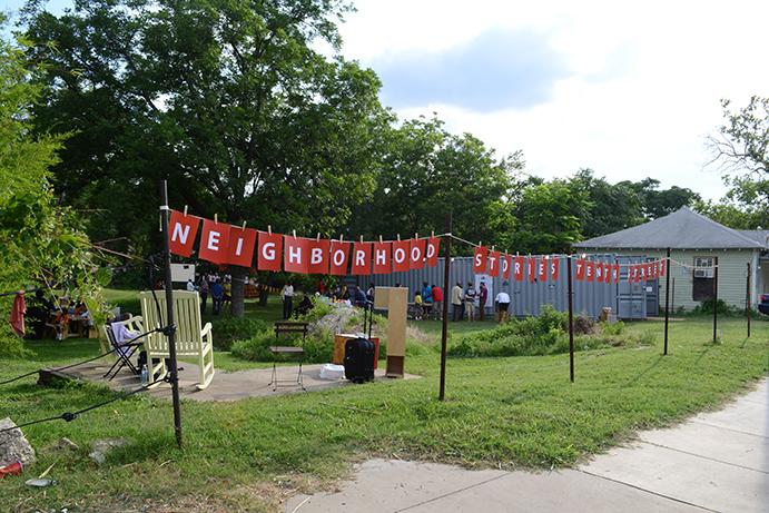Neighborhood Stories: Tenth Street