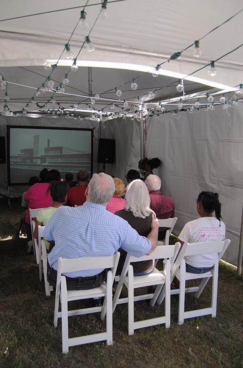 Screening of the Neighborhood Stories film