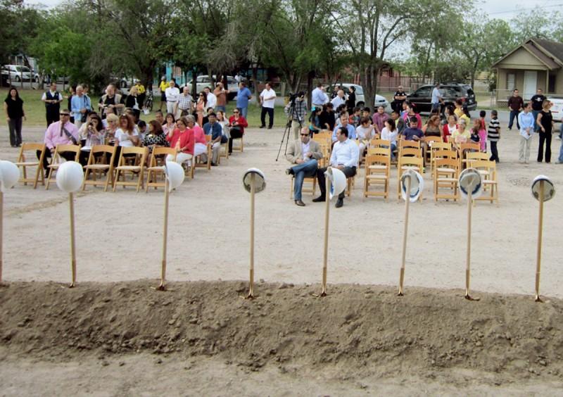 Belden Trail Groundbreaking Ceremony