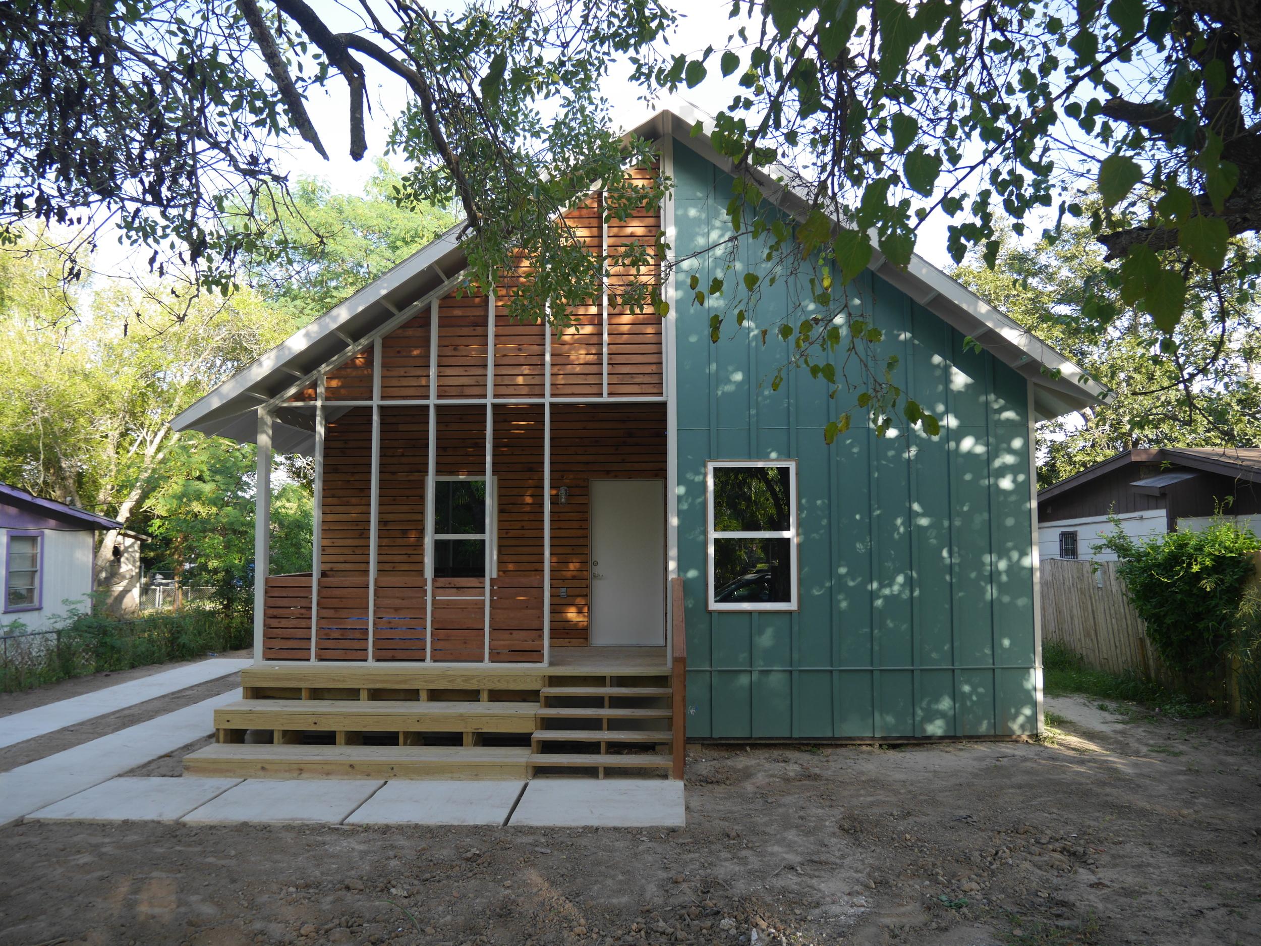 The Carolina house, a RAPIDO demonstration home.